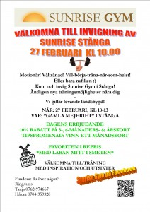 sunrise_INVIGNING_STÅNGA